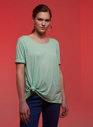 Museum Of Fine Clothing Tişört Yeşil